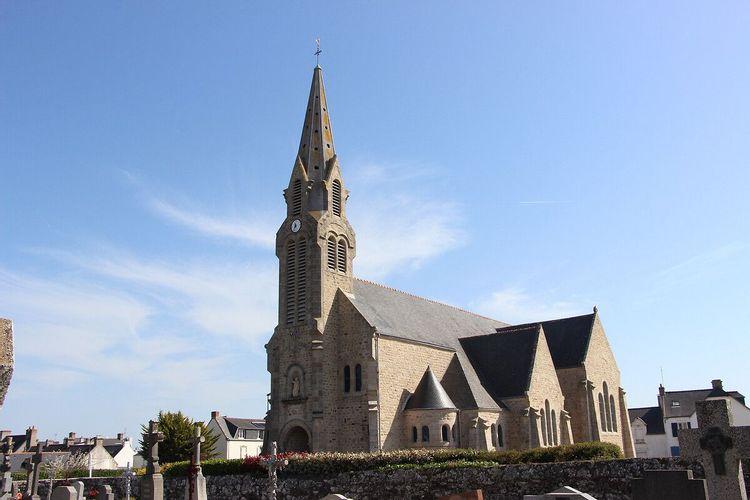 Église Saint-Pierre de Quiberon