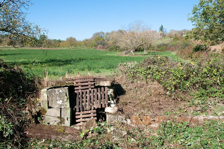 fontaine de boscornut et la germenie