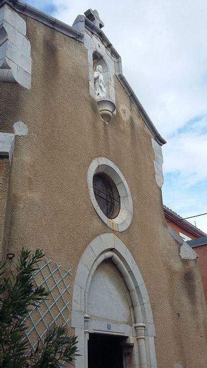 Eglise Sainte-Geramine