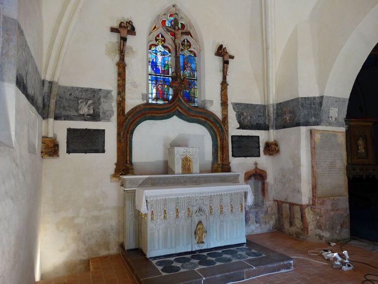 Eglise de Bouligneux
