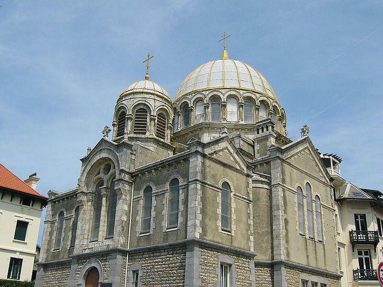 eglise orthodoxe de biarritz