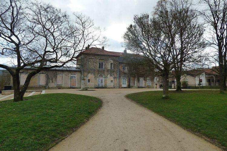 Château de Brabois en Meurthe-et-Moselle