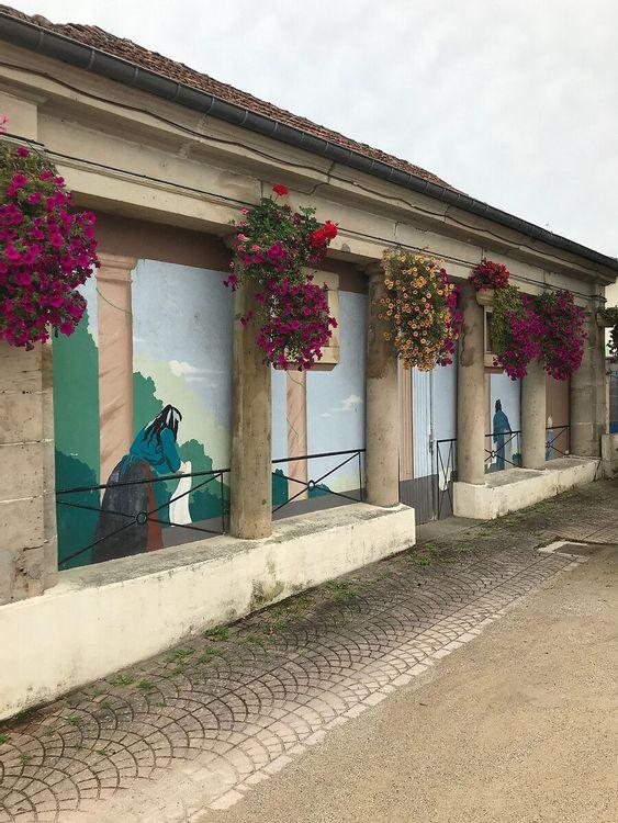 Lavoir de Deyvillers dans les Vosges