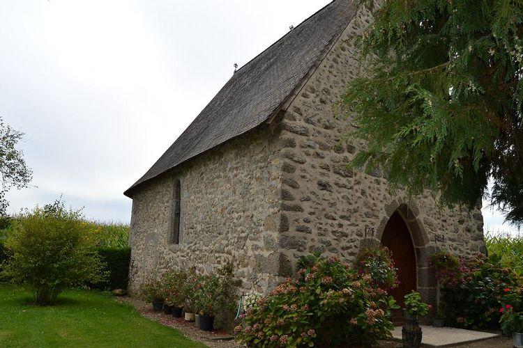 Statues de la Chapelle St-Léger a Martigne sur Mayenne