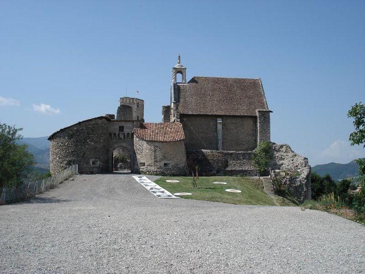 Vue d'ensemble de la chapelle