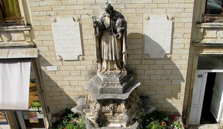 la fontaine st pierre fourier