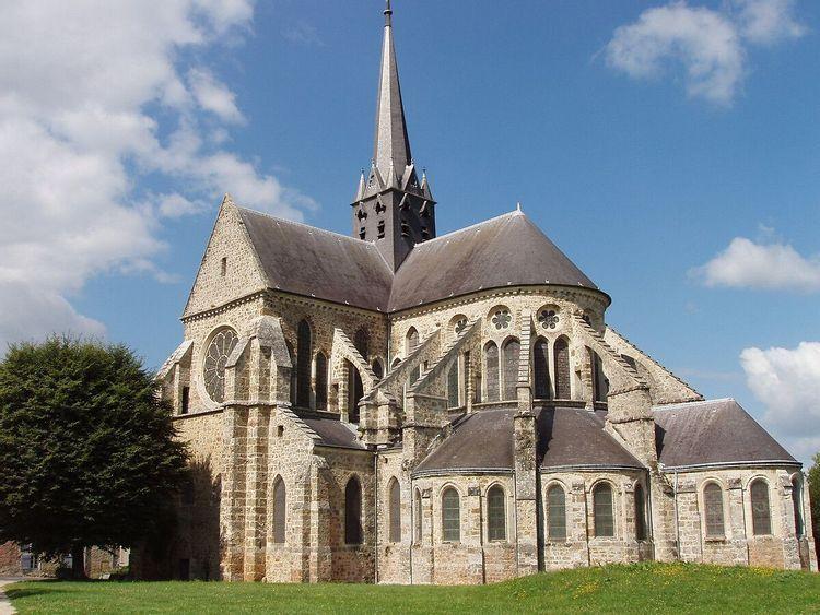 abbatiale saint-pierre d'orbais l'abbaye