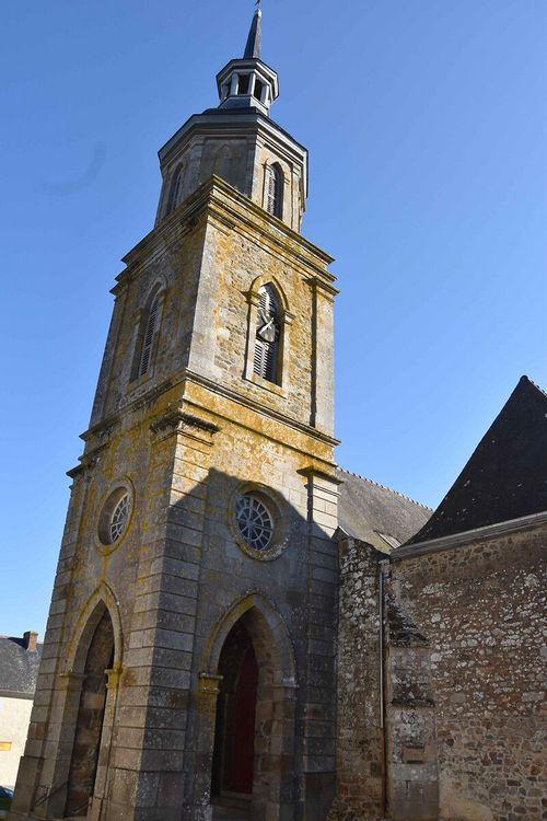 Eglise de Lanrelas © Commune de Lanrelas