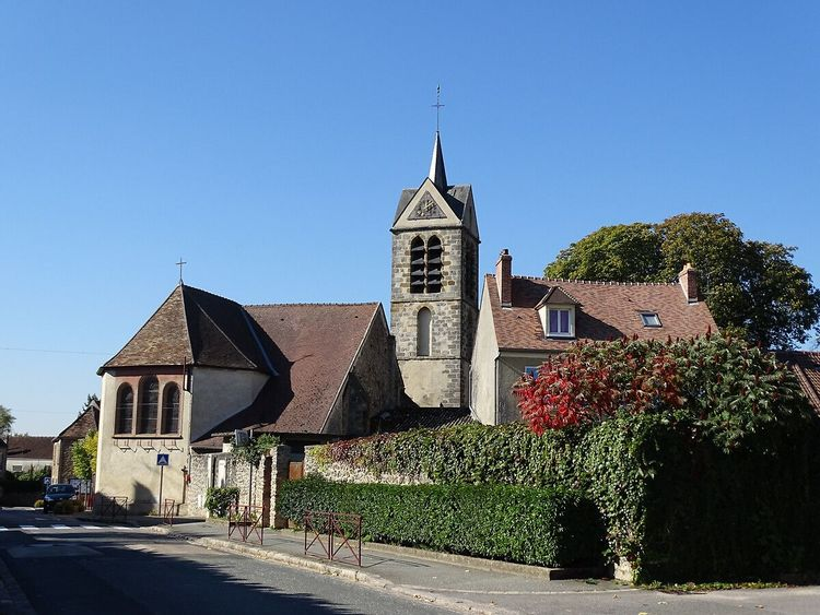 eglise sainte-marie-madeleine des molières