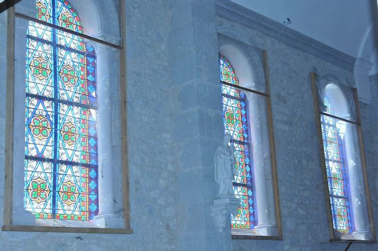 Chapelle de l'Institution Lamartine à Belley