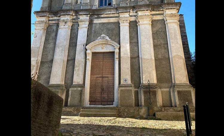 Eglise Notre-Dame-des-Anges en Haute-Corse