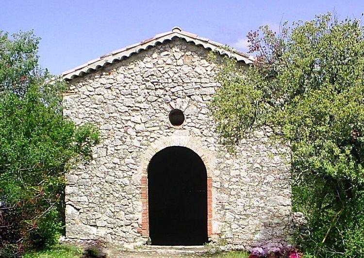 La chapelle Sainte-Maxime à Quinson