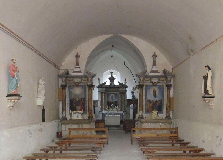 La Grimaudière Eglise de Notre-Dame d'Or