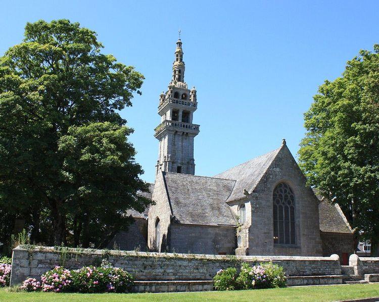 Chapelle Notre-Dame de Berven à Plouzévédé