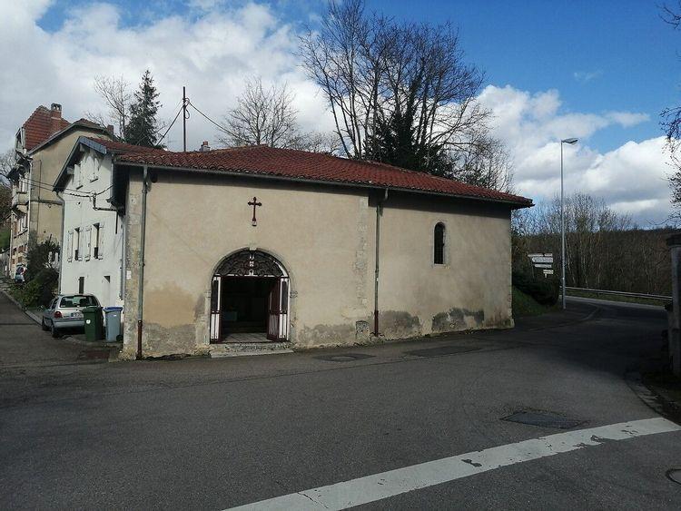 Chapelle Notre-Dame du Bel Amour à Liverdun