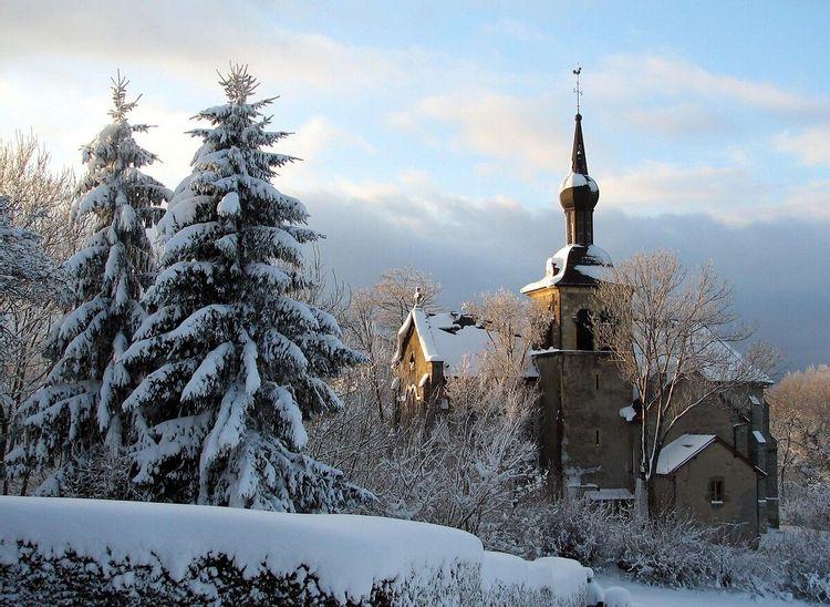 Eglise Notre-Dame de la Nativité à Vers