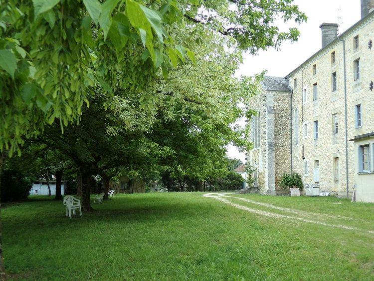 Jardin du couvent