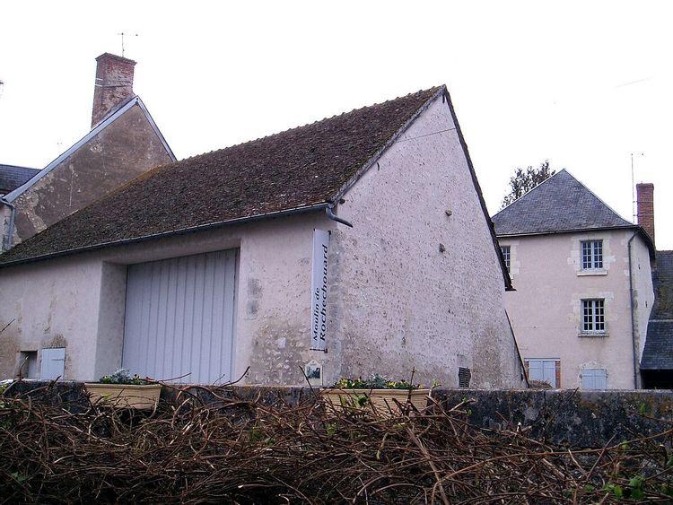 Grange du moulin de Rochechouard à Suèvres