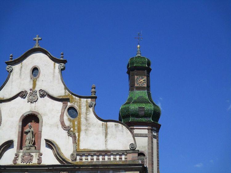 eglise saint-martin d'ebersheim