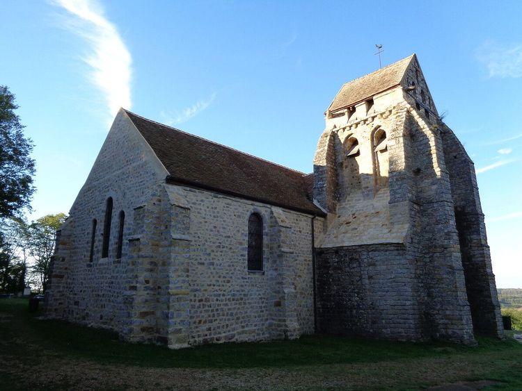 Eglise Saint-Martin de Montmachoux
