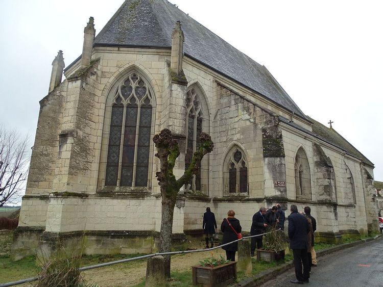 Eglise Saint Sulpice de Palluau sur Indre