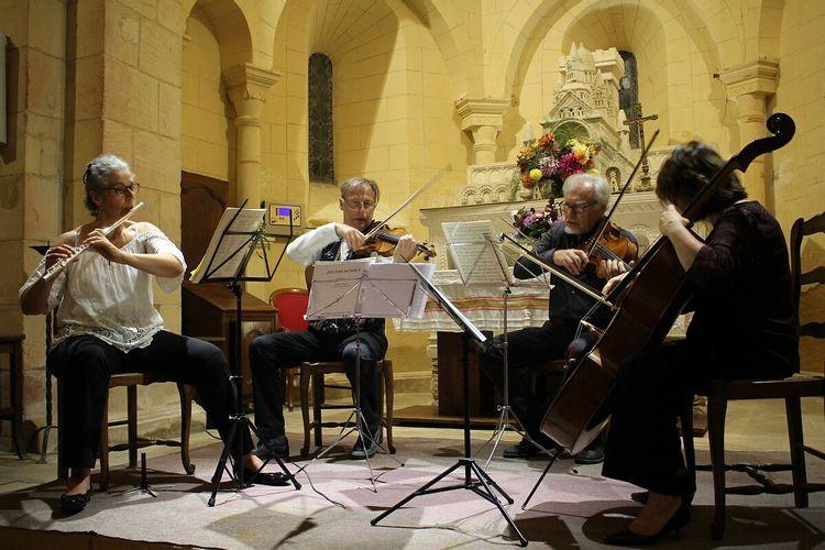 Musiciens église