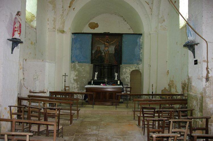 Eglise de Bauzens