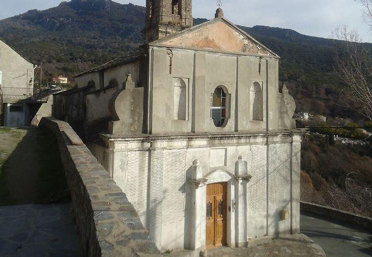 Eglise de Matra