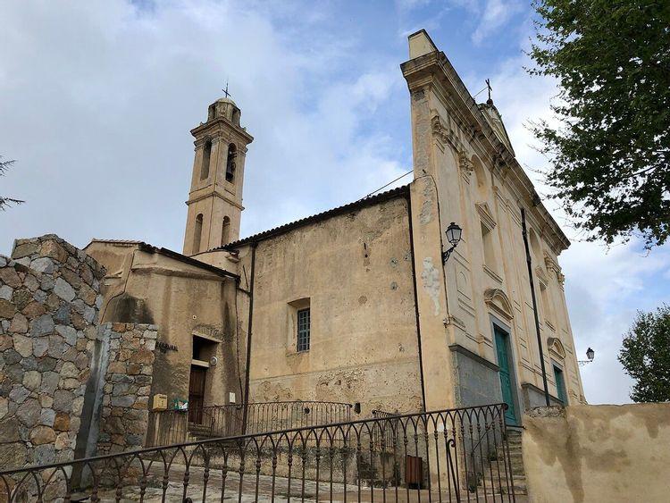 Eglise de la Très Bienheureuse Vierge de la Consolation en Haute-Corse