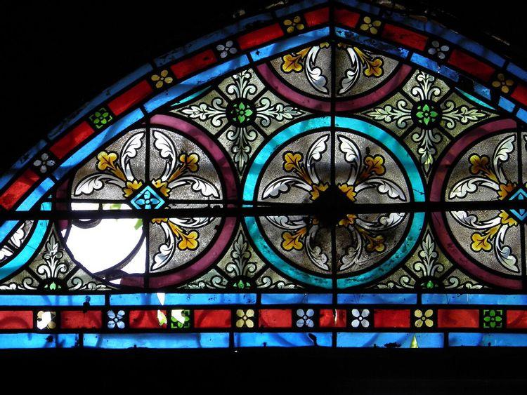 Vitrail - Eglise Saint-Cybard