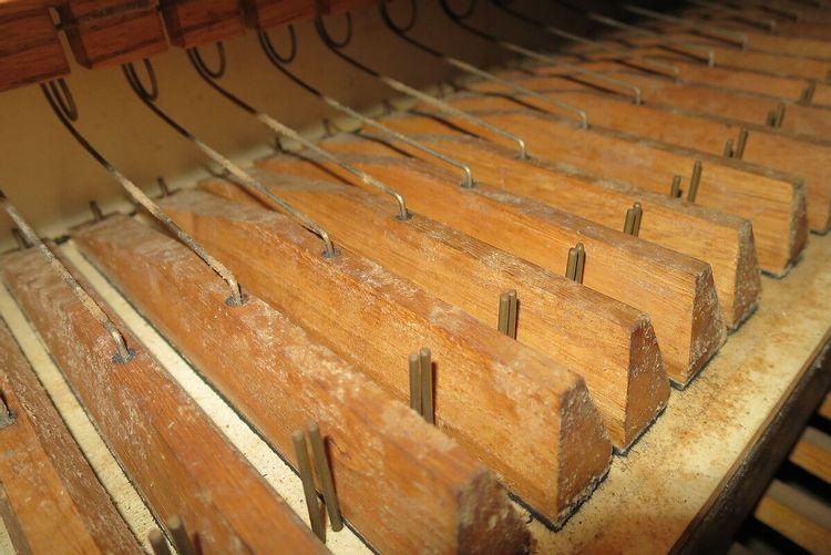 Marteaux orgue