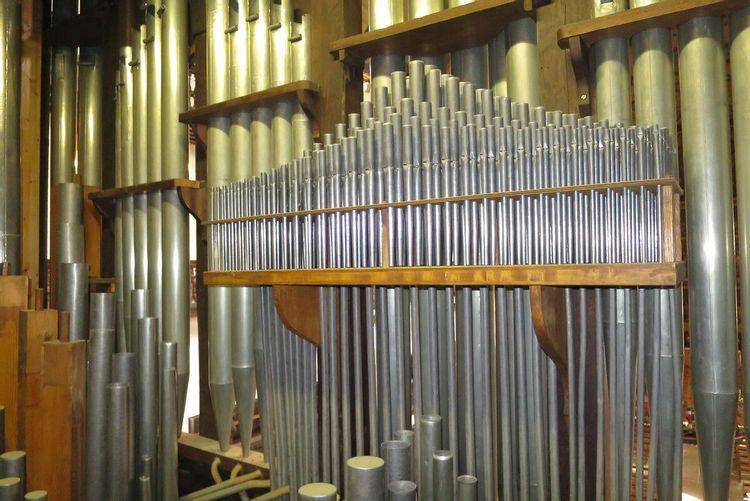 Tuyaux orgue