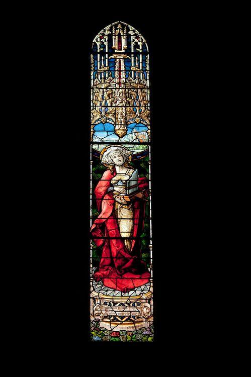 Vitrail - église Saint-Jacques de Pau