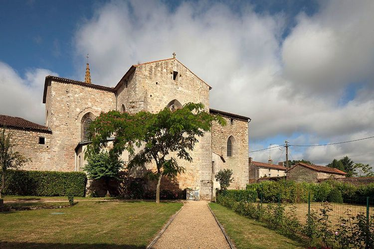 Abbaye de L'Absie