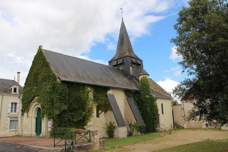 Eglise Saint-Hialire d'Antran