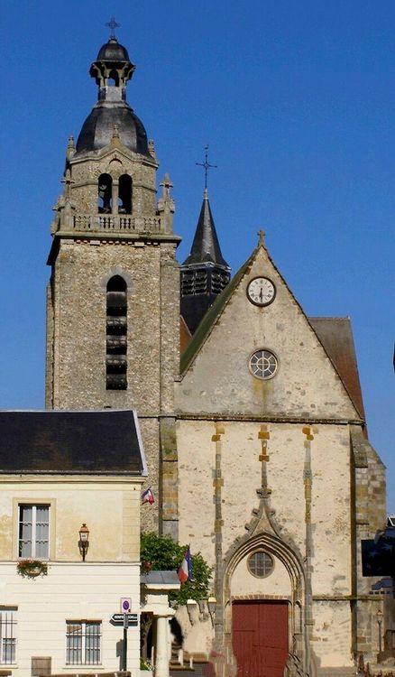 Eglise Saint-Pierre de Limours