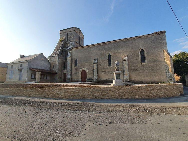 Eglise Saint-Paul D'Irais