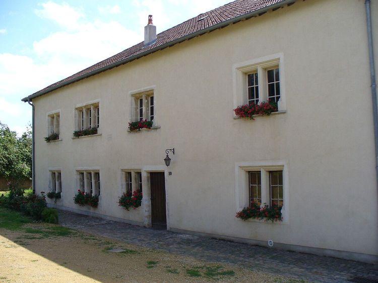 Maison du Bailli à Morhange en Moselle