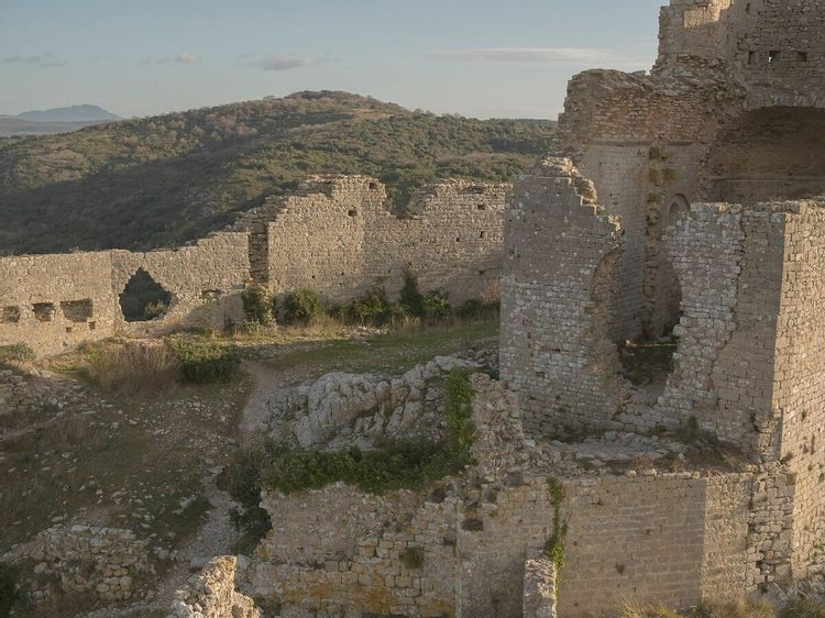 Château d'Aumelas