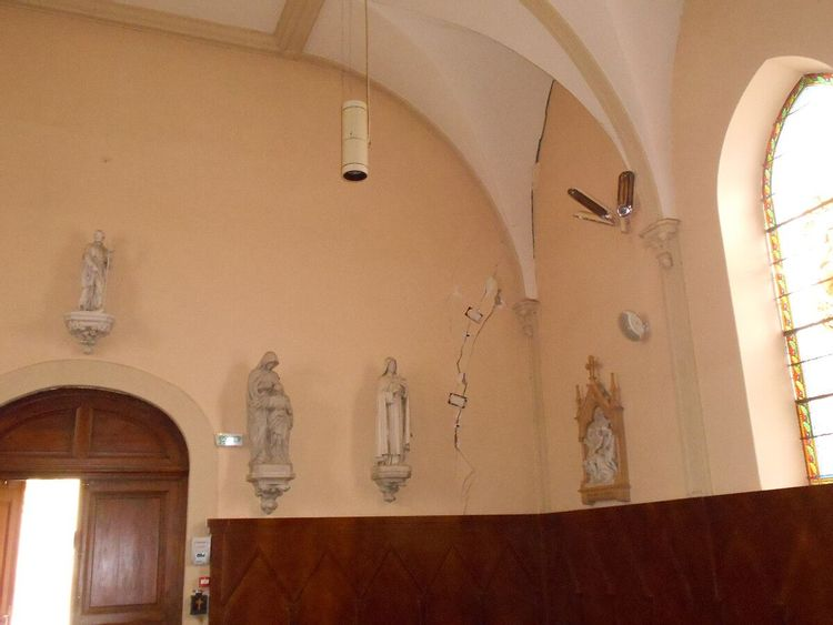 Eglise de la Nativité Notre-Dame de Lenoncourt