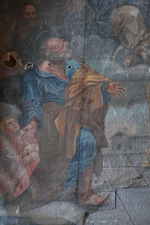 Restauration de tableaux en Haute-Corse