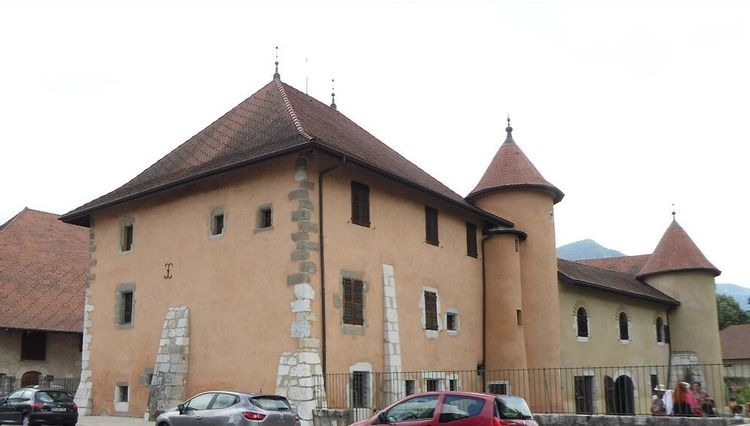 Manoir de Novel à Annecy