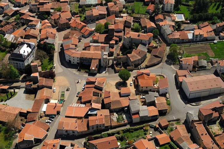 Fort villageois de Chas