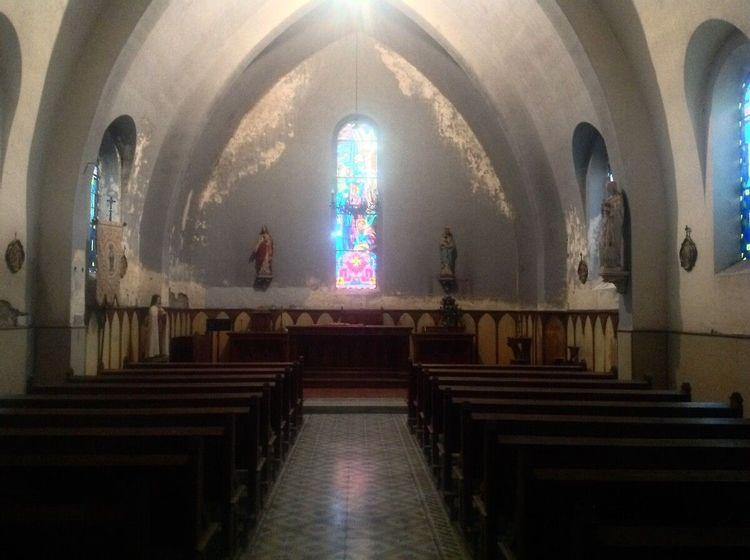 Eglise Saint-Maur de Flabas en Meuse