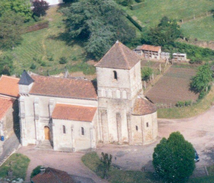 Eglise d'Augignac