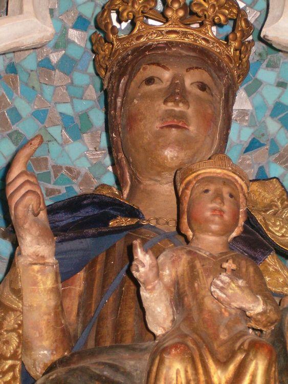 Vierge Nouste deü Cap deü Pount