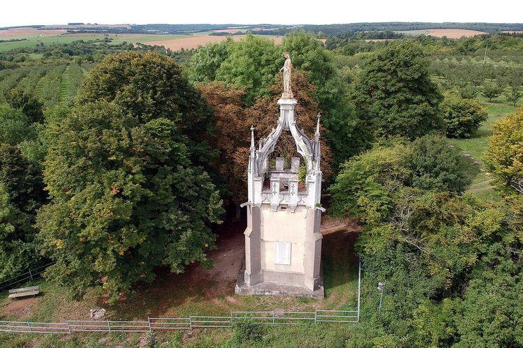 Monument Notre-Dame des Airs à Dieulouard