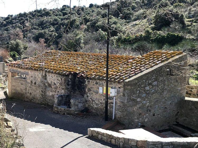 Lavoir municipal de Trévillach