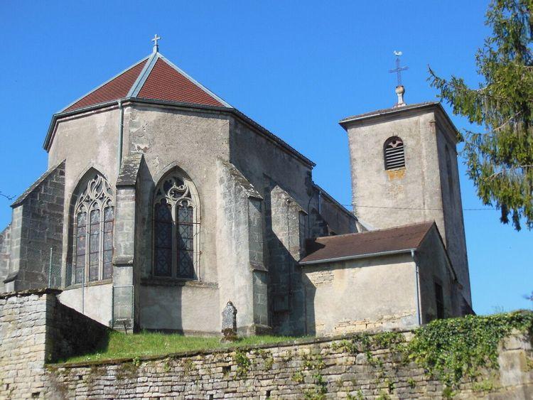 Eglise Saint Martin de Montdoré