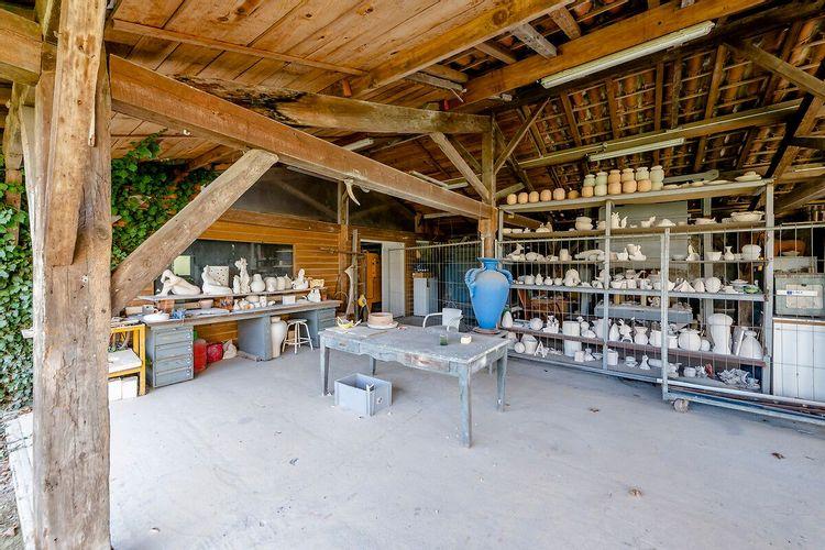 Réserve poterie